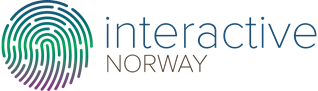 Interactive Norway logo.