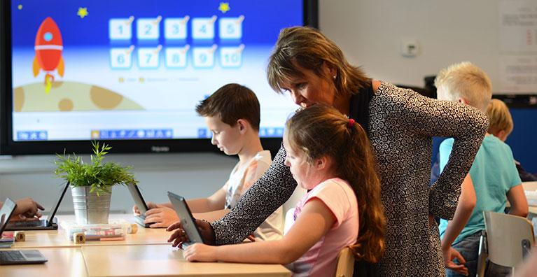 Digital Learing I Det Moderne Klasserommet