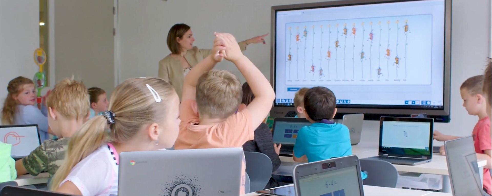 Fleksibel opplæringsplattform!