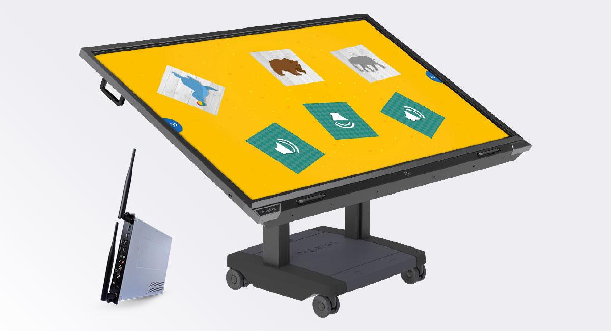 Prowise Touchscreen Interktiv Skjerm Barnehage