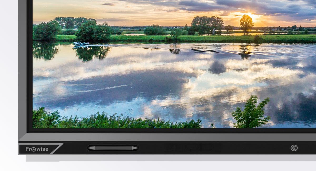 Prowise Touchscreens lyd bilde verdensklasse