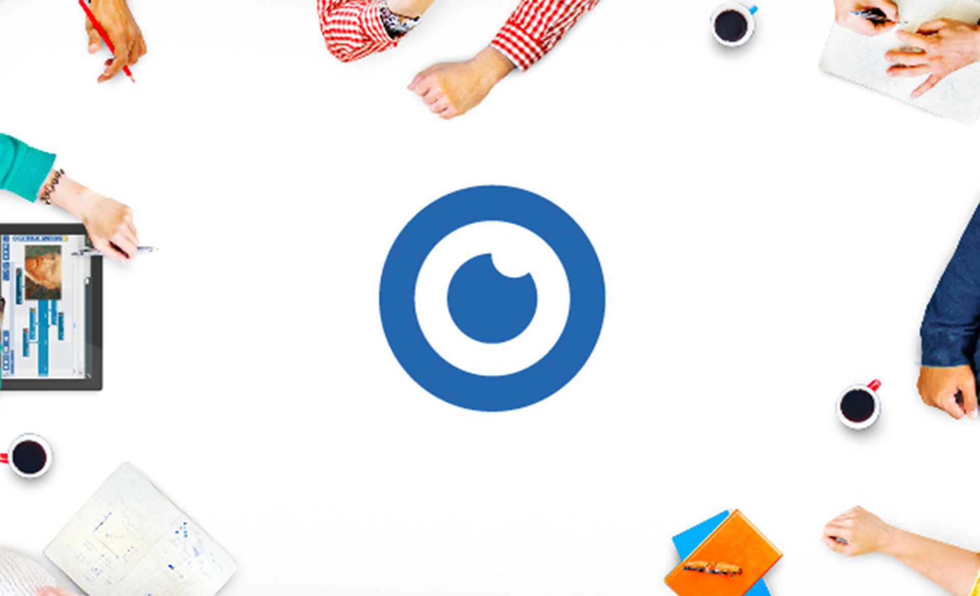Prowise logo øye
