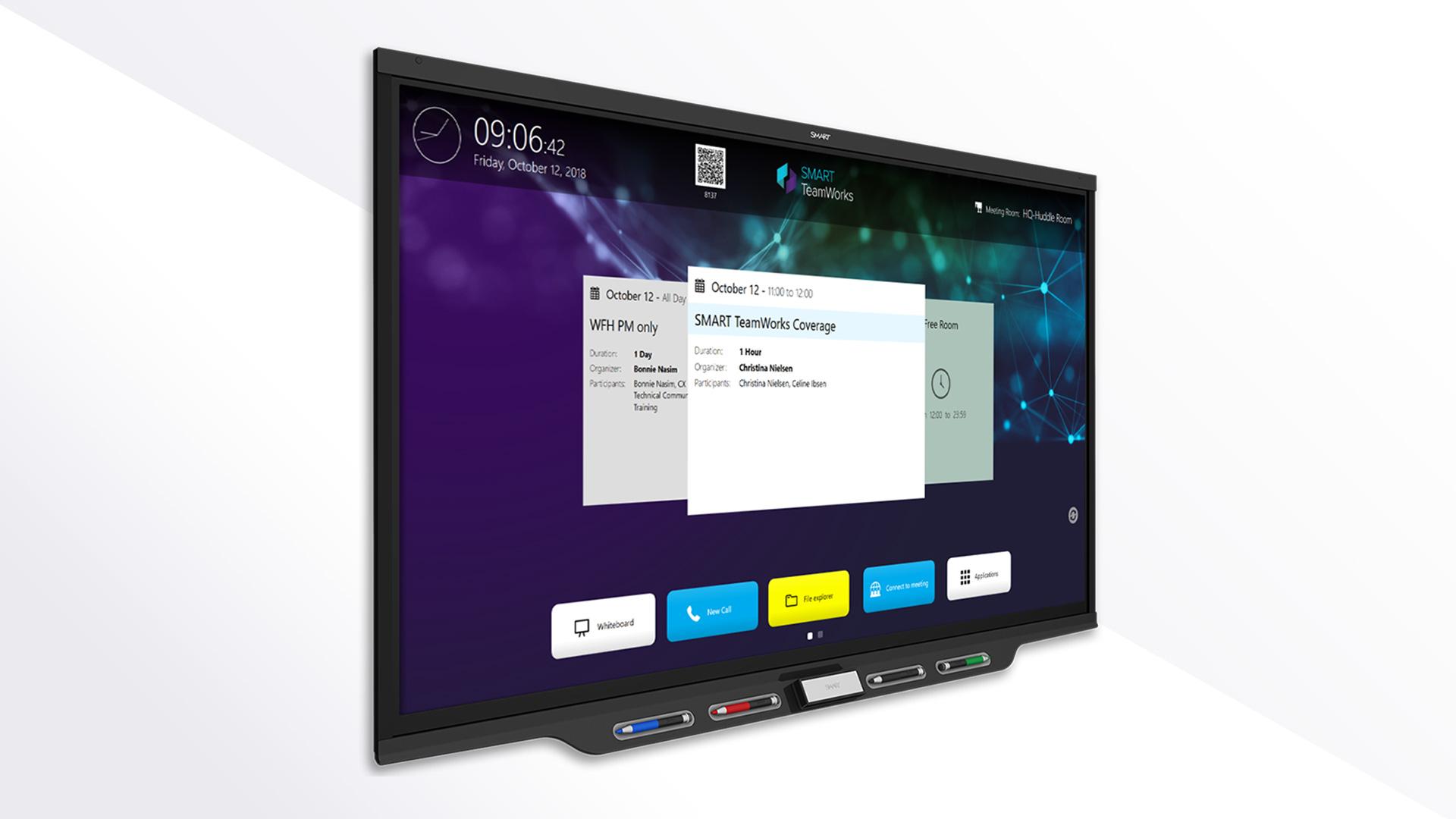 SMART Board iQ Pro