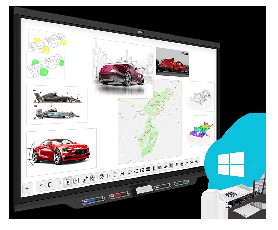 SMART Board Pro Windows10 PC