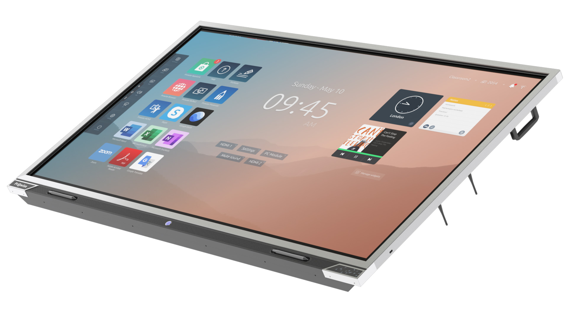 Prowise-Touchscreen-Bord